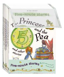 Miles Kelly Five Minute Stories Pack of 10 Titles Book - English