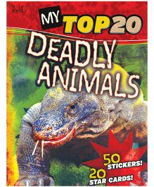 My Top 20 Deadly Animals - English