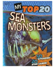 My Top 20 Sea Monsters - English