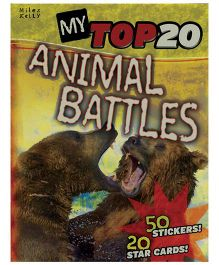 My Top 20 Animal Battles - English