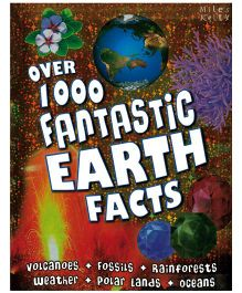 Over 1000 Fantastic Earth Facts - English