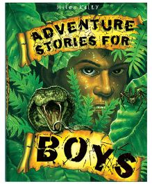 Adventure Stories for Boys - English