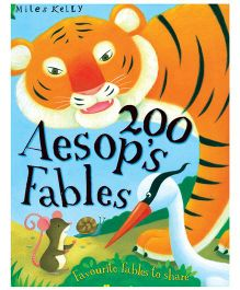 200 Aesops Fables - English