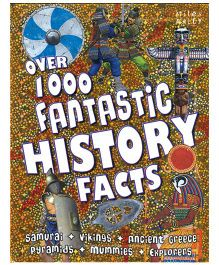 Over 1000 Fantastic History Facts - English