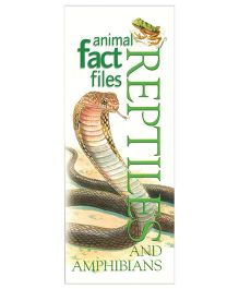 Animal Fact Files Reptiles And Amphibians - English