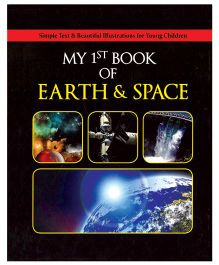 My 1st Book Of Earth & Space - English