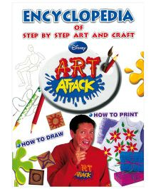 Art Attack How To Draw And How To Print