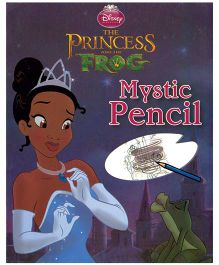 Disney Princess And The Frog Mystic Pencil - English