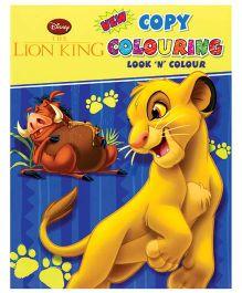 Disney The Lion King Look 'n' Colour-English