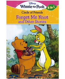 Forget Me Knot And Other Stories 3 In 1 - English