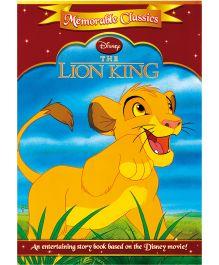 Disney The Lion King Story Book - English