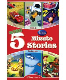 Disney More 5 Minute Stories - English