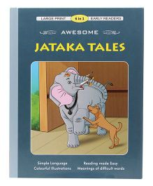Awesome 6 In 1 Jataka Tales - English