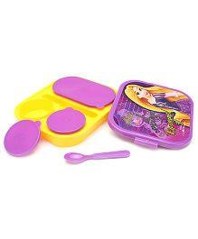 Disney Princess Lunch Box Rapunzel Print - Purple