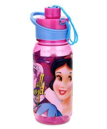 Disney Snow White Water Bottle Pink - 550 ml