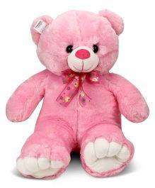 Dimpy Stuff Bear Soft Toy Dark Pink - 29 Inches