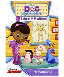 Sony Doc McStuffins School of Medicine DVD U - English