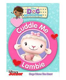 Sony Doc McStuffins Cuddle Me Lambie DVD - English