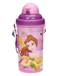 Disney Princess Sipper Bottle Purple - 500 ml