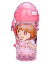 Dora Sipper Bottle Pink - 500 ml