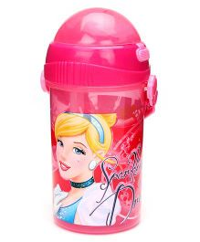 Disney Princess Sipper Bottle Pink - 500 ml