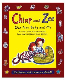 Chimp and Zee Our New Baby And Me - English