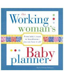 The Working Woman Baby Planner - English