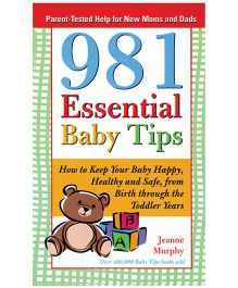 981 Essential Baby Tips - English