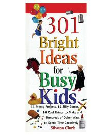 301 Bright Ideas For Busy Kids - English
