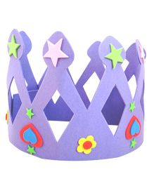 Wanna Party Design Your Own Foam Crown Kit