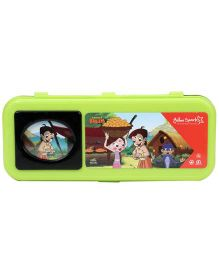 Chhota Bheem Pencil Box - Green