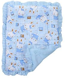 Sapphire Baby Dohar Comforter Small Blue (Print May Vary)