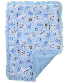 Sapphire Baby Dohar Comforter Large Blue (Print May Vary)