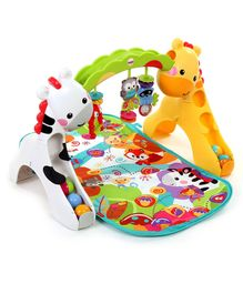 Fisher Price Newborn To Toddler Play Gym - Multi Color