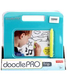 Fisher Price Doodle Pro Trip Magical Slate - Blue