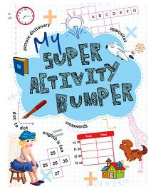 Young Angels My Super Activity Bumper - English
