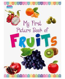 Young Angels My First Picture Book Of Fruits - English