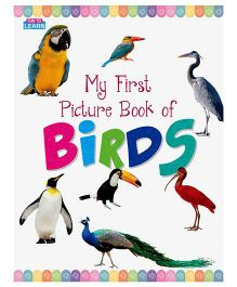 Young Angels My First Picture Book Of Birds - English