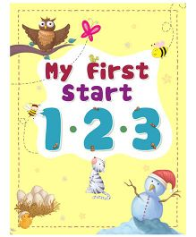 Young Angels My First Start 123 - English