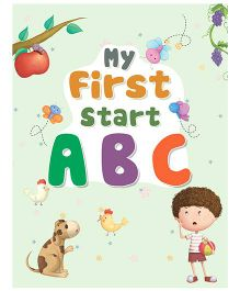 Young Angels My First Start ABC - English