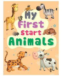 Young Angels My First Start Animals - English
