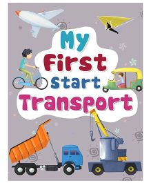Young Angels My First Start Transport - English
