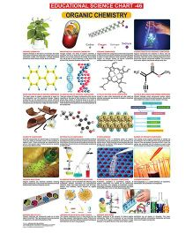 Educational Science Organic Chemistry Chart 46 - English
