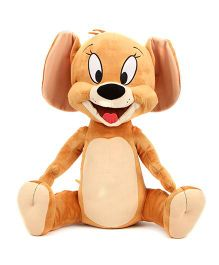 MGM Tom And Jerry Soft Toy Light Brown - 22 Inches