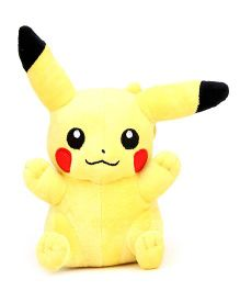Pokemon Pikachu Soft Toy Yellow - 25.4 cm