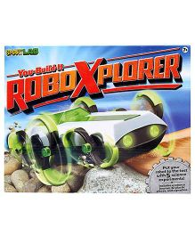 Smart Lab You Build It Robo Xplorer