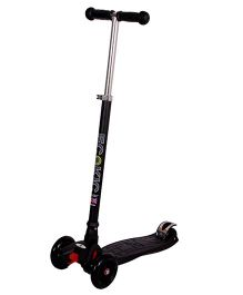 Ecokic Maxi Scooter - Black
