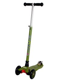 Ecokic Maxi Scooter - Green