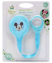 Disney International Mickey And Minnie Soother Holder
