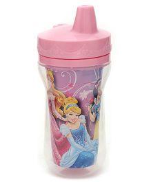 Disney International Princess Meal Mates Insulated Cup Light Pink - 270 ml